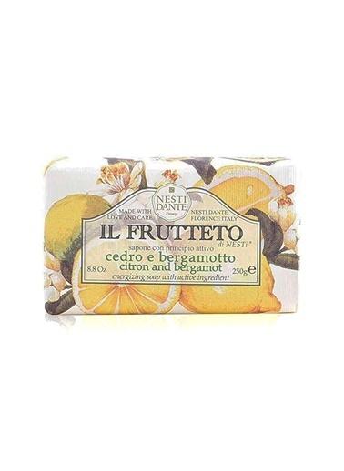Nestidante Nesti Dante Il Frutteto Citron & Bergamot Sabun Temizleyici Renksiz